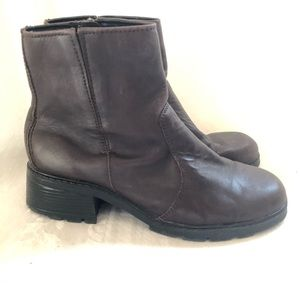 Great leather boots size 10